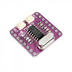PIC16F1823 Microcontroller Development Board