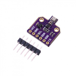 BME680 Temperature and Humidity Sensor Module