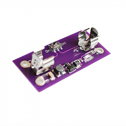 5 V Power Supply Module with AAA Battery Slot