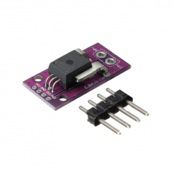 ACS758LCB-050B-PFF-T Current Sensor Module Based on Hall Effect