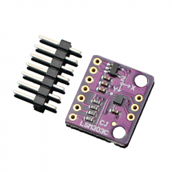 LSM303C Triaxial Accelerometer and Magnetometer Module