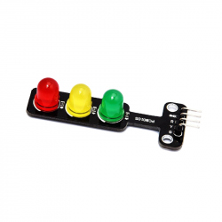 Module with 3 LEDs (Red, Yellow, Green)