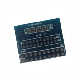 Placă Adaptoare Pini 2x10 (1.27 mm, 2.0 mm, 2.54 mm)