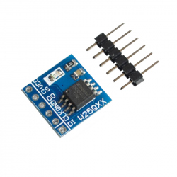 W25Q32 32 MBit Non Volatile Memory Module with SPI Interface