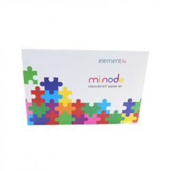 MINODE_KIT_V1 -  Development Kit, For Micro:Bit, 10 x Sensor Modules, IoT Development