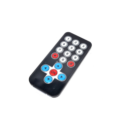 Black Infrared Remote