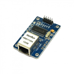 ENC28J60 Ethernet to SPI Module