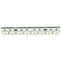 WS2812 RGB LED Bar (8 LEDs)