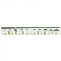 Bară de LED-uri RGB WS2812 cu 8 LED-uri