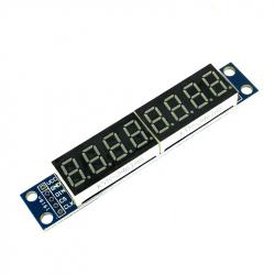 Display LED cu 8 Cifre MAX7219