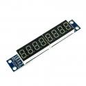 MAX7219 8-Digit LED Display
