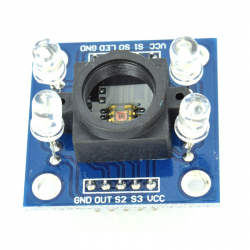 Blue TCS230 Color Sensor Module