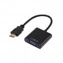 HDMI-VGA Convertor (Black)