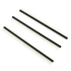 40p 2.54 mm Pin Header