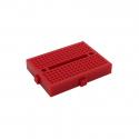 SYB-170 Colored Mini Breadboard (Red)
