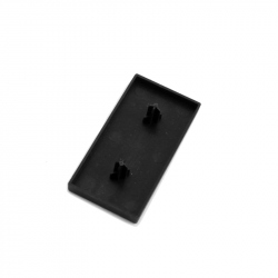 Black Plastic Cover for 20x40 mm V-Slot Profiles