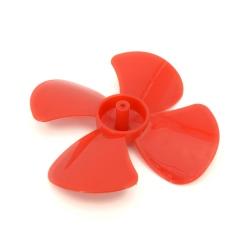 80 mm Red Propeller