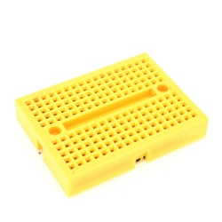 Mini Breadboard Colorat