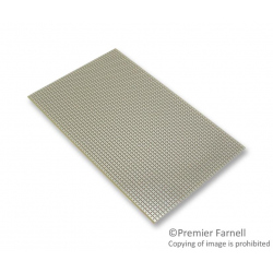 Prototyping Board, Tinned Copper, 160mm x 200mm