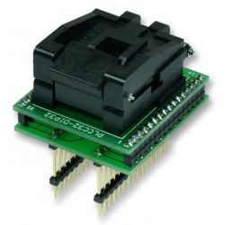 DIP32 PRO -  IC Adapter, 32-PLCC to 32-DIP