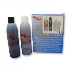 MAGIC RUBBER 500 -  Bi-Component Insulating Rubber, Bottle, Grey, 500 ml