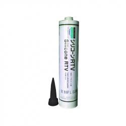 SE 9187L BLK -  Sealant, Silicone RTV, 1-Part, Electrical/Electronics, Tube, Black, 330ml