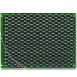 PCB, FR4, BGA Interstal, Epoxy Glass Composite, 1.5mm, 100mm x 160mm