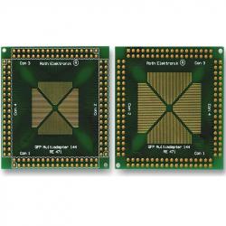Multiadaptor, SMD, FR4, Epoxy Glass Composite, 1.5mm, 57.2mm x 57.2mm