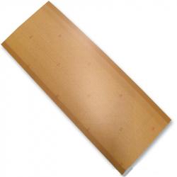 Veroboard, Epoxy Paper, 1.6mm, 179.07mm x 454.66mm