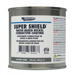 841WB-150ML -  Coating, Water Based Nickel Conductive, Grey, Can, 150 ml