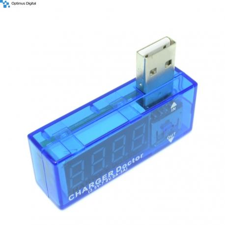Dispozitiv de Monitorizare a Curentului prin USB