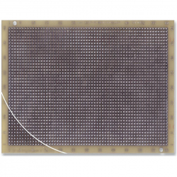 PCB, Epoxy Glass Composite, 1.6mm, 114.3mm x 165.1mm