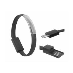 Micro USB 0.2 m Black Cable