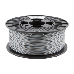 PrimaValue PLA Filament - 1.75mm - 1 kg Spool - Silver