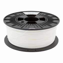 PrimaValue PLA FIlament - 1.75mm - 1 kg Spool - White