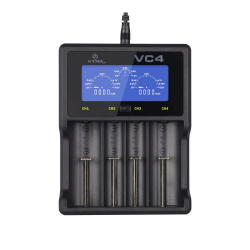 Battery Charger 18650 XTAR VC4