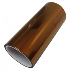 Banda Adeziva din Poliimida Rezistenta la Caldura - 200mm x 32m