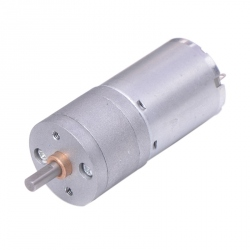 Motor cu Reductor JGA25-370 (6V, 176 rpm)