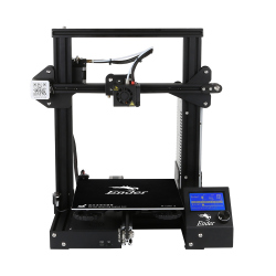 Creality Ender 3 3D printer - 220*220*250 mm (Partially assembled)