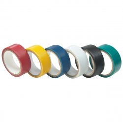 Insulating tape Pvc (6 Pcs/Set)