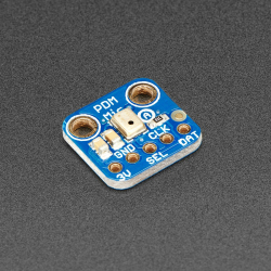 Adafruit PDM MEMS Microphone Breakout