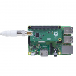 TV uHAT for Raspberry Pi 3 Model B+