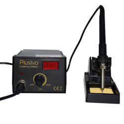 Plusivo Digital Soldering Station