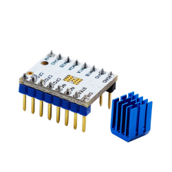 TMC2100 Stepper Motor Driver v1.3 with heatsink