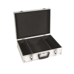 ALUMINIUM TOOL CASE - 425 x 305 x 125 mm