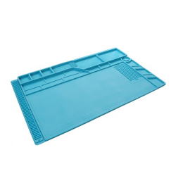Silicone soldering mat - 550x350 mm