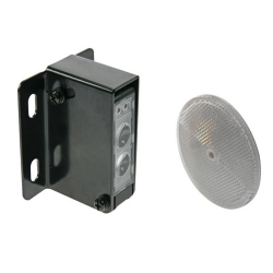 Photoelectric beam sensor, retro reflection - PEM10D