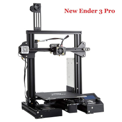 Ender-3 Pro 3D Printer with a Printing Surface of  220*220*250 mm