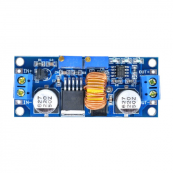 XL4015 Adjustable Current and Adjustable Voltage DC-DC Step Down Power Supply Module (5 A)