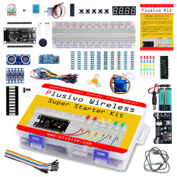Wireless Super Starter Kit with ESP8266